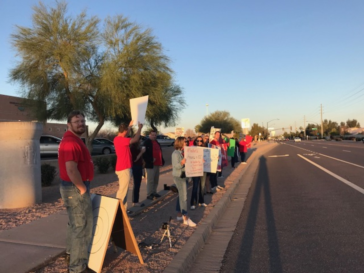 Student Voices on the RedforED Movement