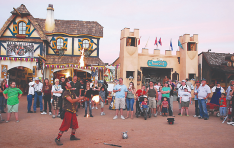 Renaissance Festival: A Trip to the Past